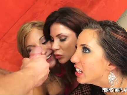 Amy Brooke, Aleksa Nicole and Kelly Divine